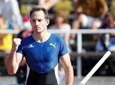 Athlétisme : Lavillenie à 5,92m à Stockholm, Duplantis encore à plus de 6m