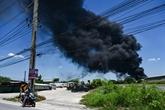Explosion dans une usine de plastique en Thaïlande : au moins 21 blessés