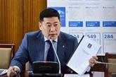 Le chef du Parti communiste du Vietnam félicite le chef du Parti du peuple mongol