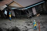 Coulée de boue au Japon : 24 personnes encore introuvables