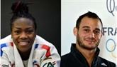 JO de Tokyo : Agbegnenou et Aït Saïd, premier duo mixte élu porte-drapeau des Bleus