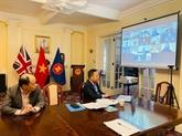 Les relations Vietnam - Royaume-Uni se développent heureusement