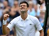 Wimbledon : Djokovic encore et toujours, Barty enfin
