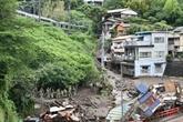 Japon : course contre la montre pour retrouver des survivants après la coulée de boue
