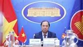 Le Vietnam au 25e Dialogue annuel au niveau vice-ministériel des AE ASEAN - République de Corée