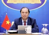 Le Vietnam souligne le rôle de plus en plus important de la région Indo-Pacifique