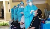 COVID-19 : Hô Chi Minh-Ville érige des hôpitaux mobiles