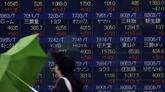 La Bourse de Tokyo baisse dans le sillage de Wall Street