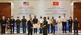 COVID-19 : don des États-Unis au ministère vietnamien de la Défense