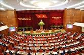 La troisième journée de travail du 3e plénum du Comité central du Parti