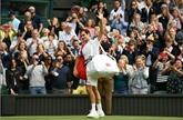 Wimbledon : Federer expulsé de son jardin