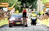 Tour de France : van Aert champion du Ventoux !