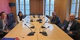 L'ambassadeur du Vietnam en France souhaite bénéficier du soutien du Groupe parlementaire d'amitié franco-vietnamienne