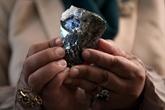 Un diamant hors norme, 3e plus gros au monde, trouvé au Botswana