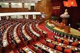 Clôture du 3e plénum du Comité central du Parti du XIIIe mandat