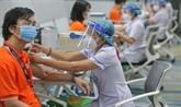 La plus grande campagne de vaccination à l'échelle nationale au Vietnam