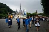 À Lourdes, une reprise encore timide des pèlerinages