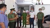 Trois étrangers poursuivis pour organisation d'entrées illicites au Vietnam