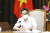 COVID : le vice-Premier ministre Vu Duc Dam travaille avec Phu Yên et Khanh Hoà
