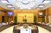 Le Comité permanent de l'Assemblée nationale va se réunir le 12 juillet