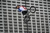 Le cycliste français Anthony Jeanjean perd son pari olympique
