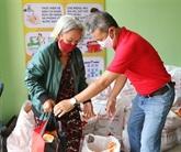 Plus de 365.000 personnes à Hô Chi Minh-Ville bénéficient d'assistance