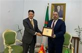 Renforcement de la coopération entre le PCV et le Front de libération nationale d'Algérie