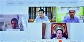 Renforcer la coopération internationale pour promouvoir l'industrie Halal en séminaire virtuel