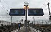 En Allemagne, des cheminots se lancent dans une grève massive