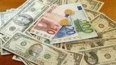 Le dollar au plus haut depuis plus de quatre mois face à l'euro