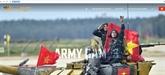 Le Vietnam lancera prochainement une page web sur les Army Games 2021