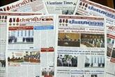 La visite officielle au Laos du président vietnamien