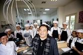 Le premier Australien d'origine vietnamienne à recevoir le Waislitz Global Citizen Awards