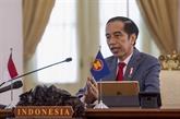 Indonésie : le président Jokowi dit que le COVID-19 pourrait aggraver l'économie nationale