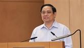Le PM affirme construire un gouvernement d'innovation, d'intégrité et d'action