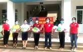 La Croix-Rouge lance une campagne pour soutenir les habitants touchés par le COVID-19