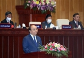 Le nouvel esprit de coopération Vietnam - Laos
