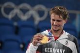 Tennis : Alexander Zverev renonce à la Coupe Davis cette saison
