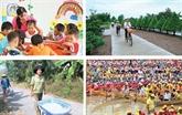Les Khmers participent activement à l'édification de la Nouvelle ruralité