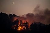 Amélioration sur le front des incendies, le gouvernement reste prudent