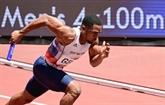 Le Britannique CJ Ujah, médaillé d'argent au 4x100m, suspendu pour soupçons de dopage