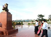 Commémorer le 95e anniversaire du leader cubain Fidel Castro dans la province de Quang Tri