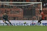 L1: Monaco, la tête ailleurs, s'incline 1-0 à Lorient