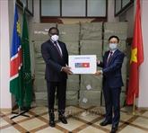 Le peuple vietnamien aide les pays africains dans le combat contre le COVID-19