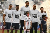 L1 : Messi et les recrues parisiennes ovationnées par le Parc des Princes