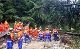 Japon : inondations et glissements de terrain après des pluies torrentielles