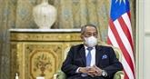 Le roi de Malaisie accepte la démission du PM Muhyiddin Yassin et de son gouvernement