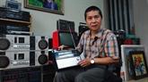 Xuân Thuy et sa collection de 1.000 anciens radiocassettes à Hanoï