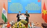 Vietnam - Inde : don pour établir un système de technologie de l'informatique