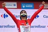Tour d'Espagne : Taaramäe s'empare de la 3e étape et prend la tête